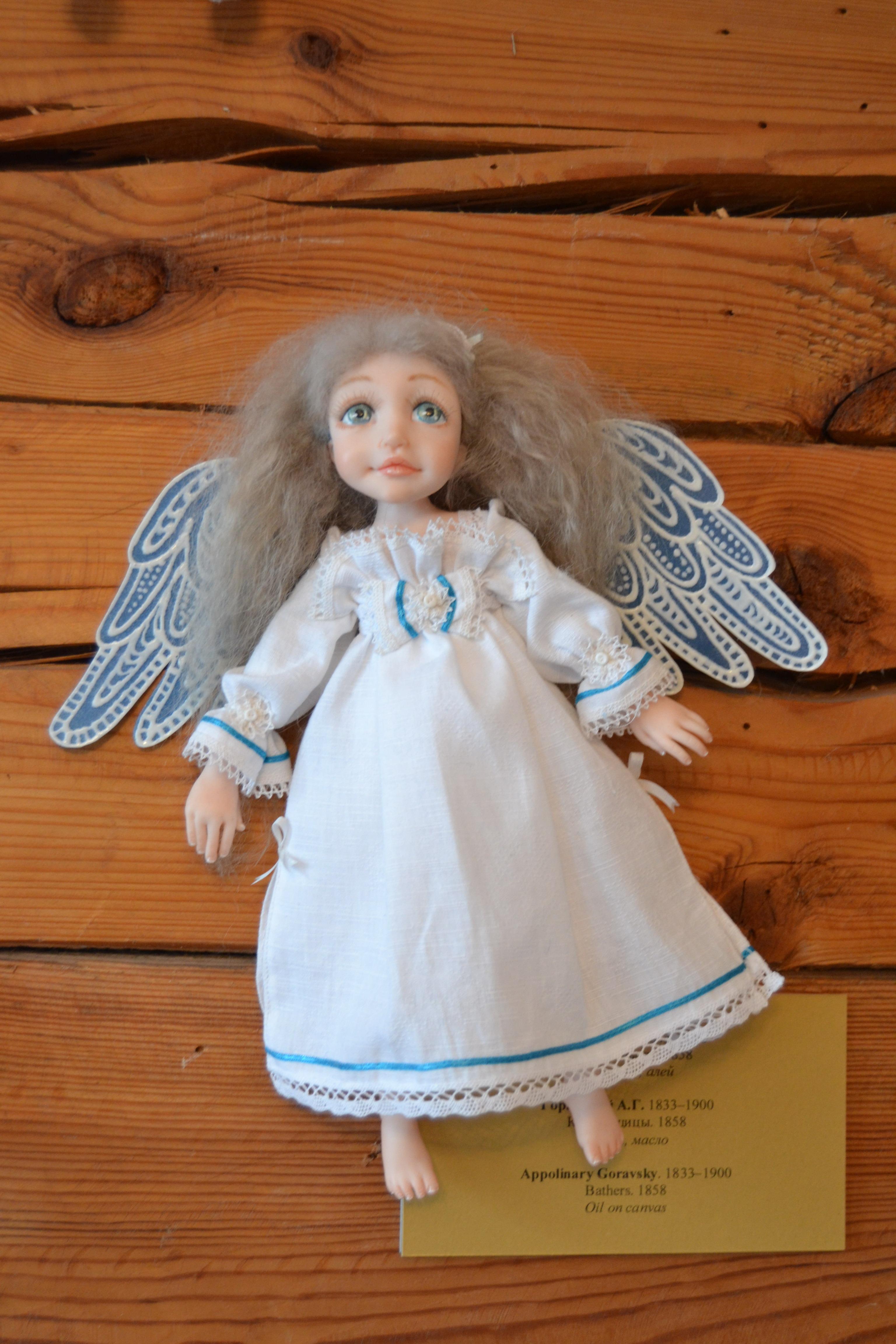 Рождество и мои куклы. 04.01.2012